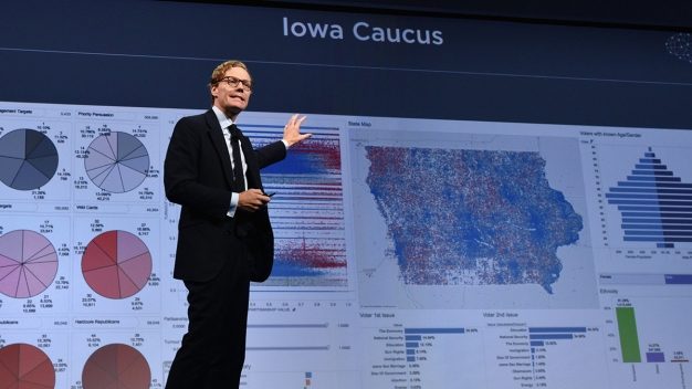 Cambridge Analytica Suspends CEO Pending Probe