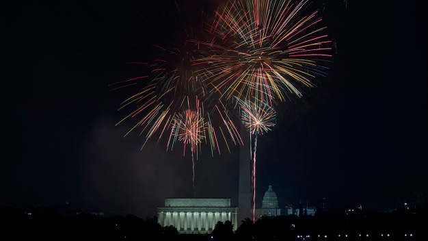 Trump Details Plans for 'Salute to America' July 4 Celebration in DC