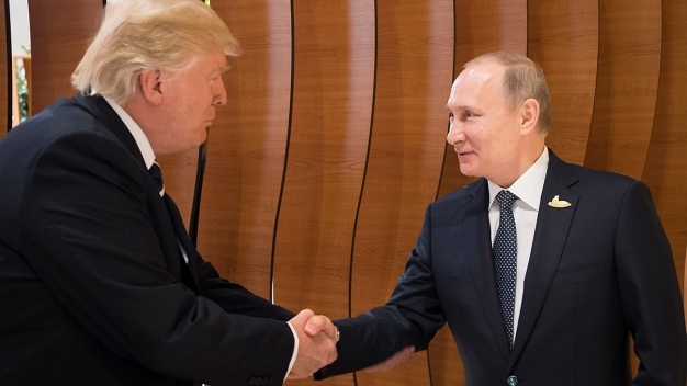 Tempest Over Trump-Putin Call Turns Into Uproar Over Leaks