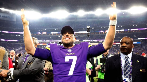 Vikings Pivot to Eagles After Dramatic Win Over Saints