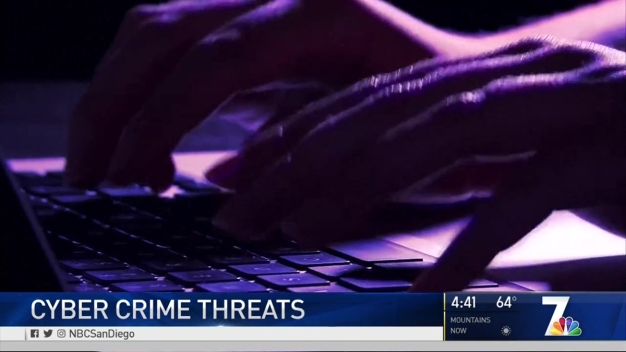 Sheriff Bill Gore Talks Growing Threat of Cyber Crime
