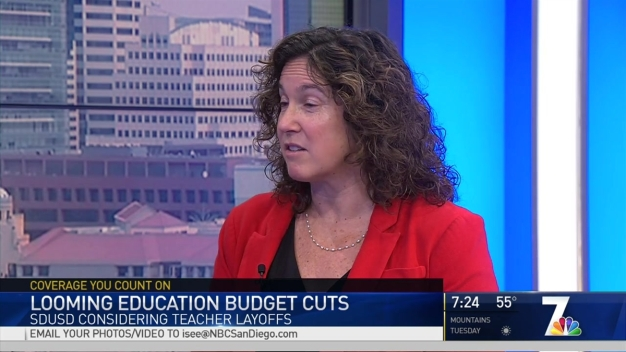 SDUSD Supe Cindy Martin on Budget Deficit