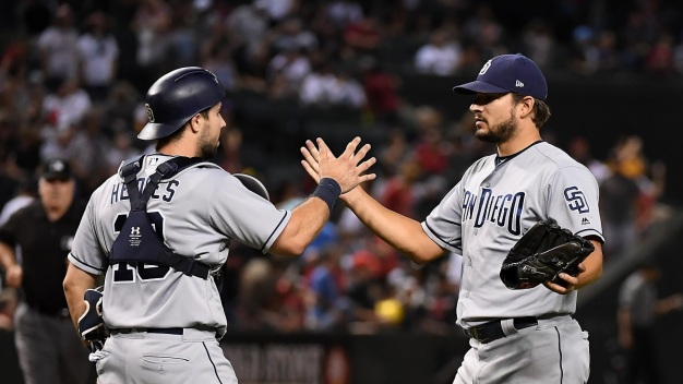 Padres Will Host AL West Teams in 2018