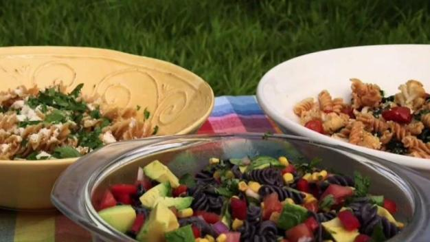 Healthy Pasta Options for the 4th of July Weekend