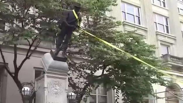 Historian Weighs In On Removal of Confederate Statues