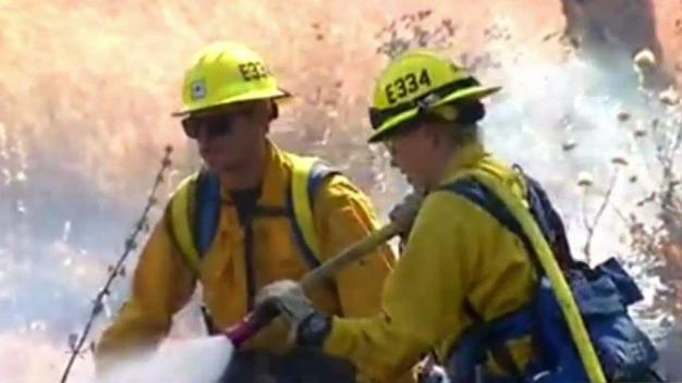 Hot Conditions Increase Fire Danger