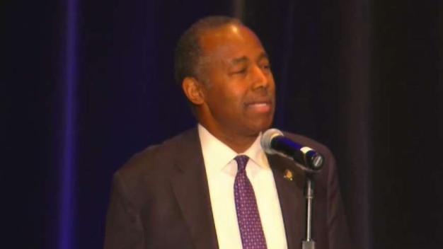 Housing and Urban Dev. Sec. Ben Carson Speaks in SD