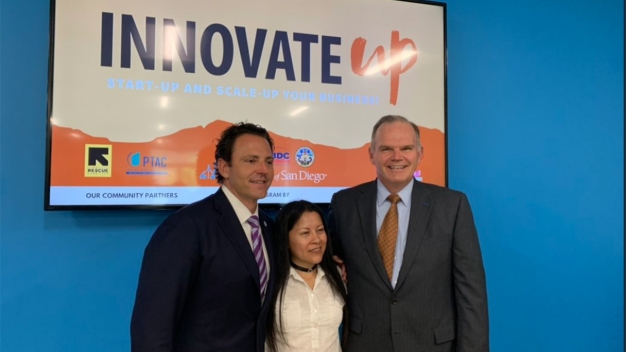 San Diego County, USD Create Small Business Incubator
