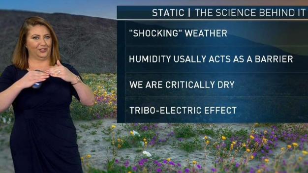 Jodi Kodesh Explains Shocking Weather