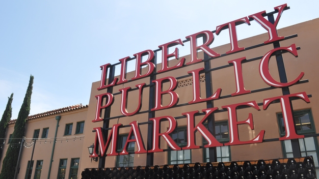 Inside Liberty Public Market: Fall 2017