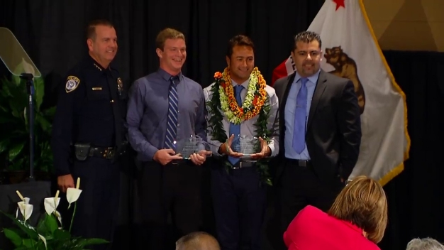 Public Safety Officers Honored at 2016 Hero Awards
