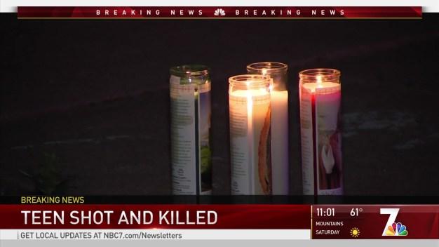 Teen Shot to Death in Linda Vista