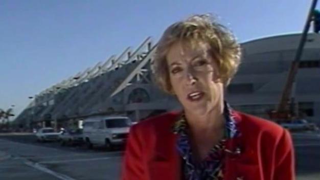 Longtime TV News Anchor Cathy Clark Dies