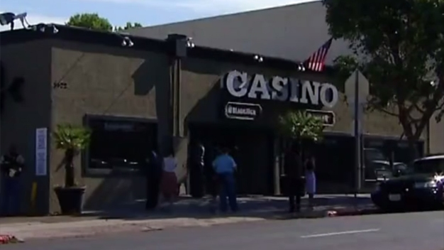FBI Raid at Lucky Lady Casino