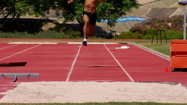 MJ's Minute-So. Cal Triple Jumper Prepares for Rio