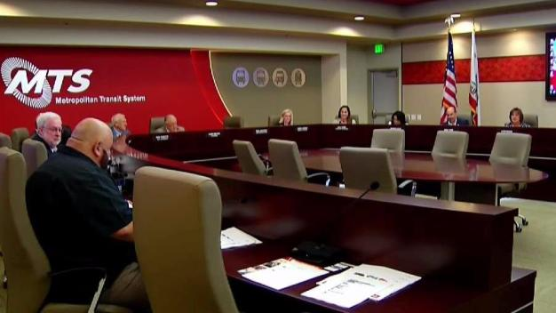 MTS Holds Public Hearing for Proposed Route Changes