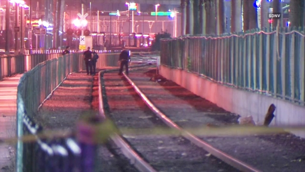 Man's Arm Severed in Freight Train Collision
