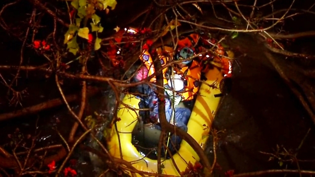 Man Pulled from San Diego River