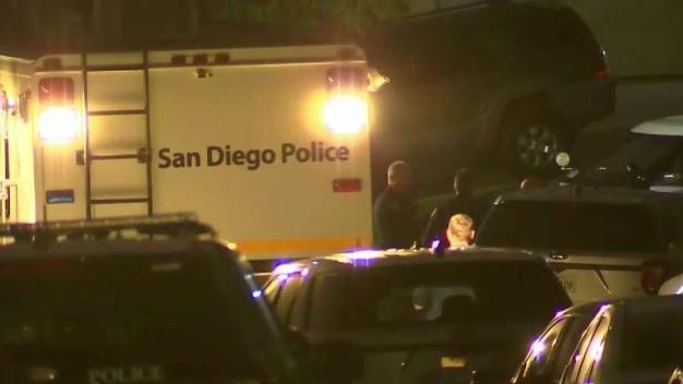 Man Barricaded Inside Kearny Mesa Home