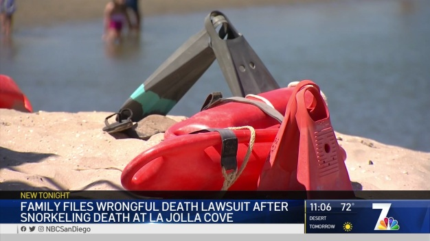 Family Files Wrongful Death Lawsuit After Snorkeling Accident