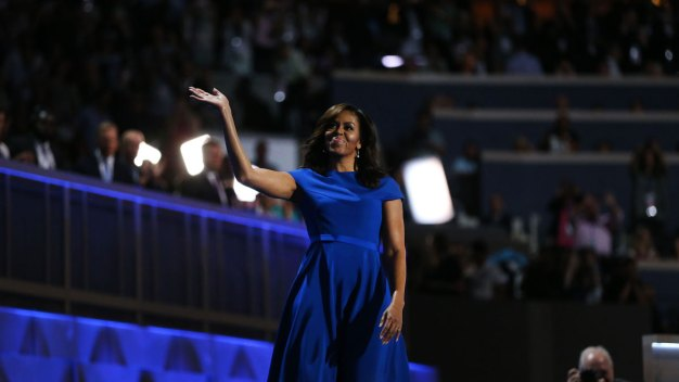 Read Michelle Obama's Speech to the DNC