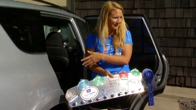 Marathon Medals Stolen While Woman Moves in Pacific Beach