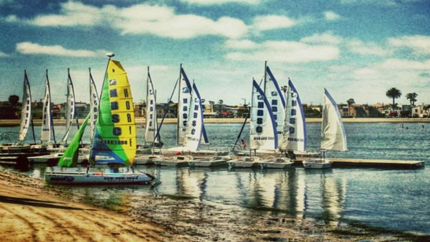 San Diego May Host Extreme Sailing Series in Mission Bay