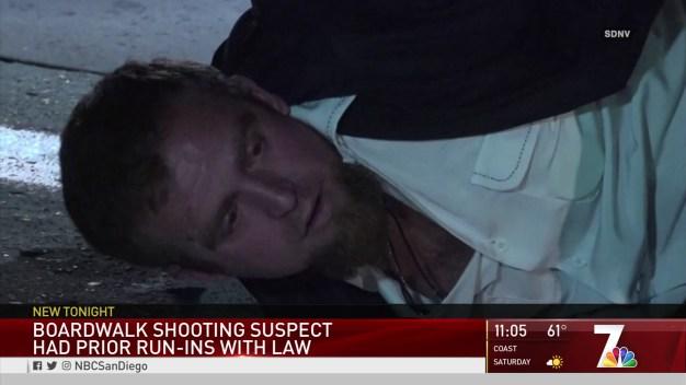 Man Who Shot at Cyclist Had Guns Taken Away