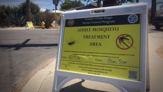 South Park Man Tests Negative For Mosquito-Borne Illness