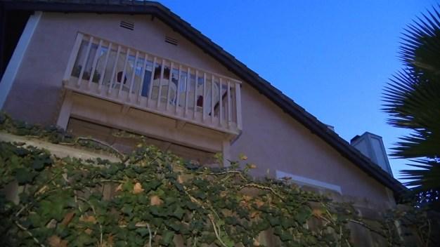 Marine Widow Fights La Mesa, Neighbor to Save Husband's Parting Gift