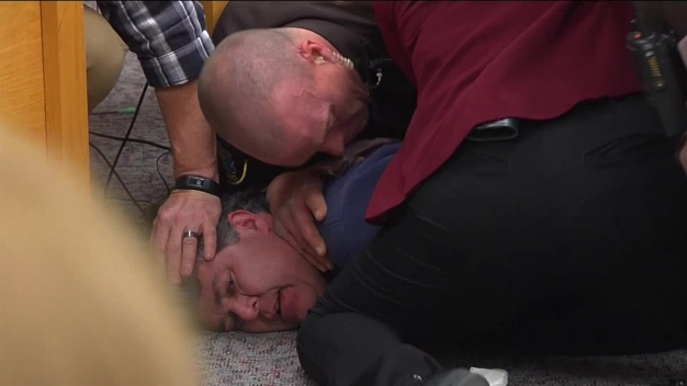Donations to Father Who Tried to Attack Nassar Go to 4 Group