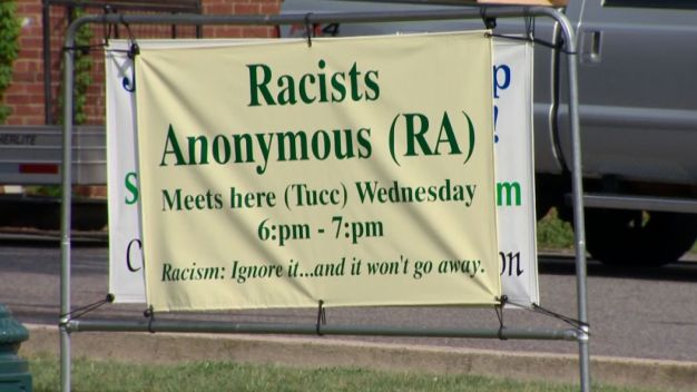 Church Offers 'Racists Anonymous' Meetings in NC