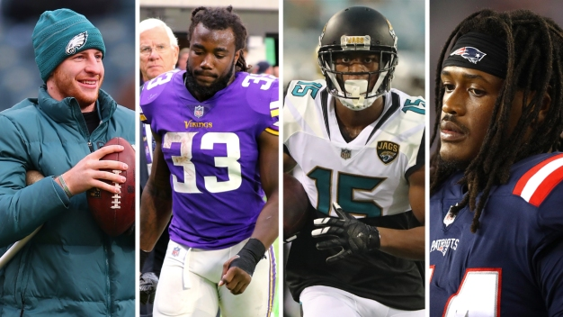 The NFL's Final 4 All Overcame Injuries to Star Players