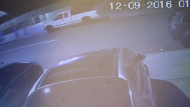 Home Invasion, Shooting Suspects Caught on Camera