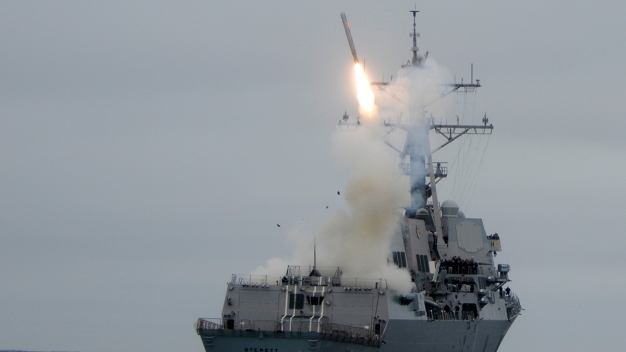 Navy Budget Cuts: More Missiles, Fewer Sailors