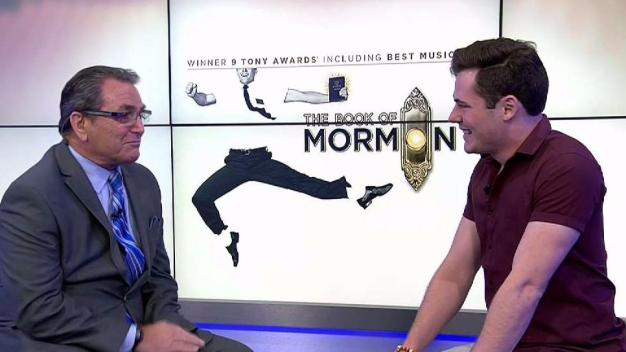 North County Actor Returns Home with Book of Mormon