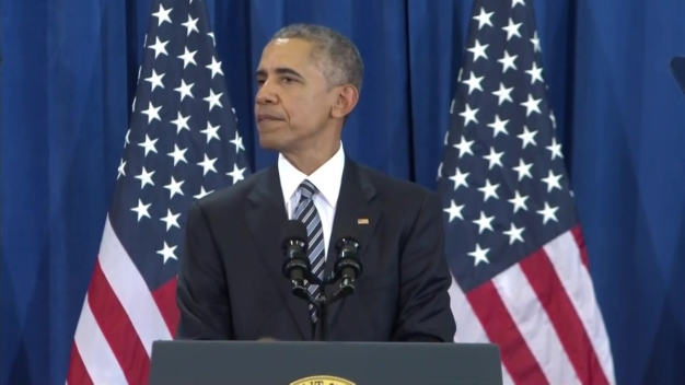 Obama: What Separates Us From Tyrants and Terrorists
