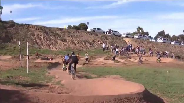 OB Bike Track to Be Bulldozed