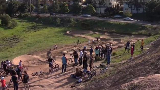 OB Families Fights to Keep Beloved Bike Track