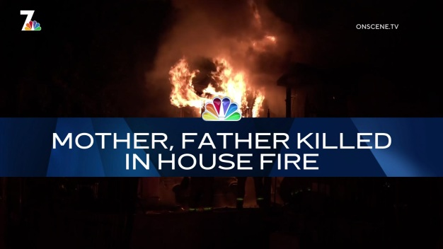 Nightly Check-In: Logan Heights Fire Kills Mom and Dad, 12-Foot Iron Horse Stolen
