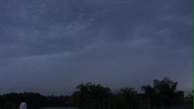 Oceanside Lightning