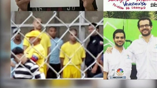 San Diego Man Taken as Political Prisoner in Venezuela