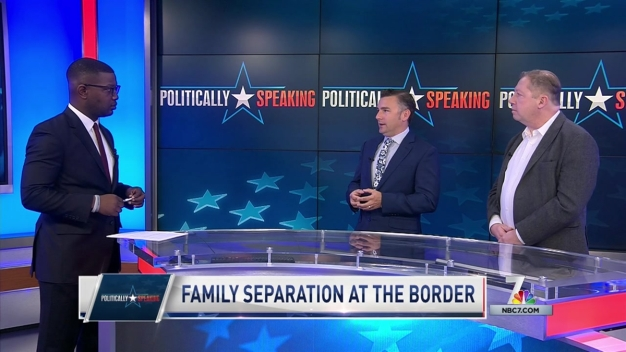 Politically Speaking: Border Policy
