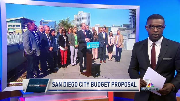 Politically Speaking: San Diego Mayor Kevin Faulconer Proposal for Fiscal Year 2020