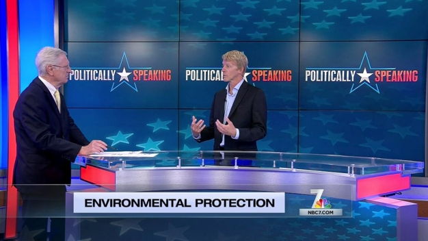 Politically Speaking: Environmental Protection
