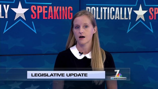 Politically Speaking: Legislative Update