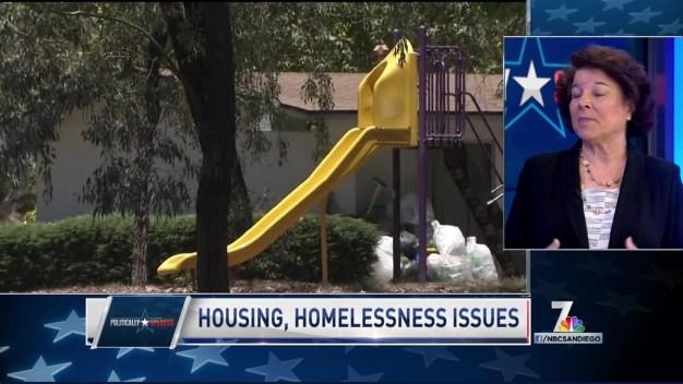 Politically Speaking: Former State Assemblywoman Lori Saldana on Affordable Housing