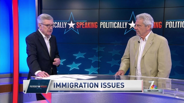 Politically Speaking: 'Complete Disaster': Former DOJ Official on Trump Immigration Policy