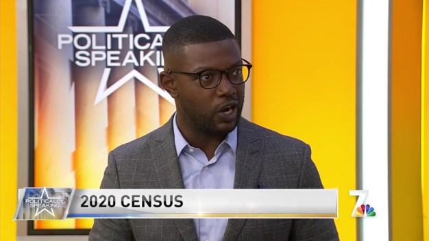 Politically Speaking: 2020 Census