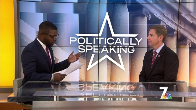 Politically Speaking: Coastal Erosion, Veterans and More With Rep. Mike Levin